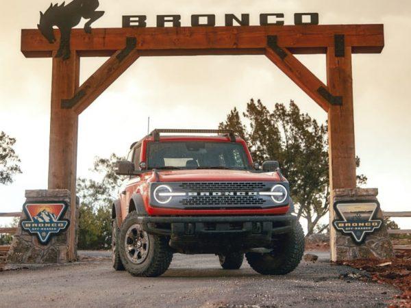 คู่มือเจ้าของ Ford Bronco ปี 2021 ระบุรายละเอียดเกี่ยวกับรุ่นไฮบริด
