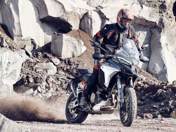 Ducati Multistrada V4 บรรจุ 170 แรงม้าและแชสซีใหม่ทั้งหมด