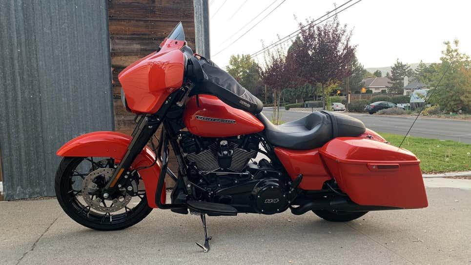 Harley-Davidson Street Glide Special ปี 2020 ด้วยการอัพเกรดเครื่องยนต์ Screamin 'Eagle 131 Crate?