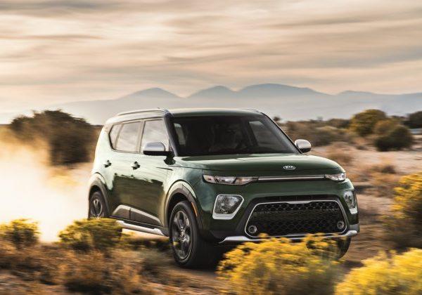 2021 Kia Soul : รถยนต์ที่ดีที่สุดภายใต้ $25,000 ปี 2021