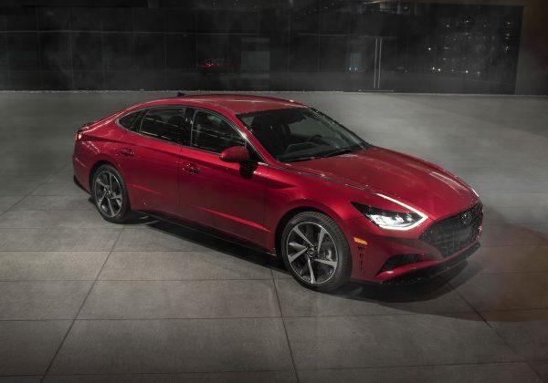 2021 Hyundai Sonata : รถยนต์ที่ดีที่สุดภายใต้ $25,000 ปี 2021