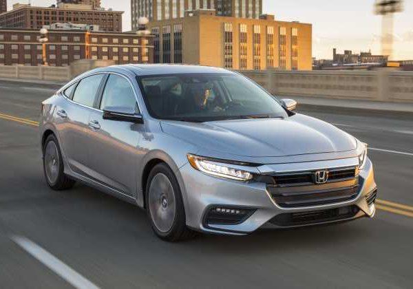 2021 Honda Insight : รถยนต์ที่มีไมล์สะสมแก๊สดีที่สุดในปี 2564