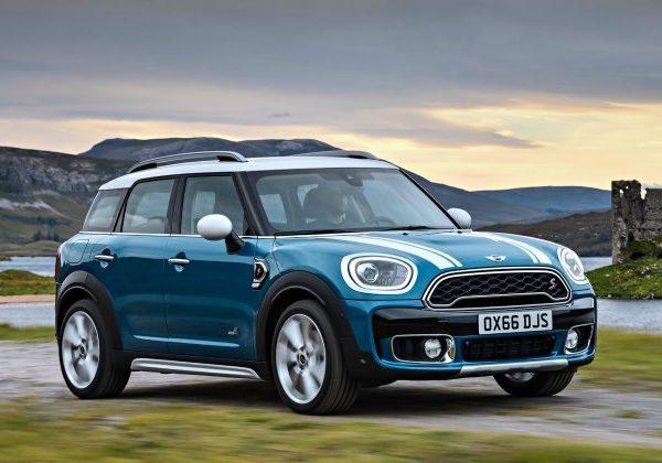 2020 Mini Cooper Countryman : รถยนต์ที่ดีที่สุดที่จะเปรียบเทียบกับ Mini Cooper 2021