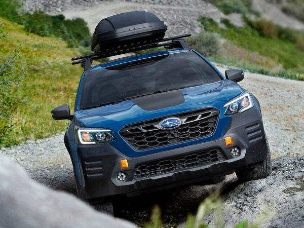 โฉมแรก Subaru Outback Wilderness ปี 2022: ขับตรงสู่เส้นทาง