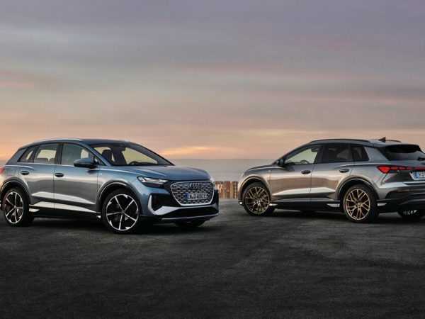 2022 Audi Q4 E-Tron และ Q4 E-Tron Sportback โฉมแรก: ทางเลือกรุ่น Y เพิ่มเติม