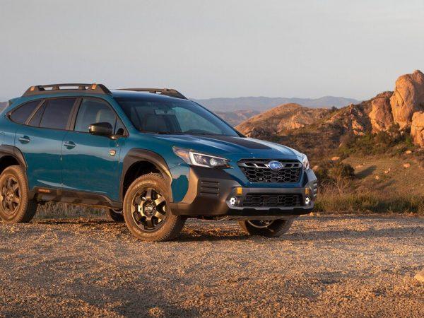 2022 Subaru Outback Wilderness ได้ราคาที่ไม่เคยมีมาก่อน