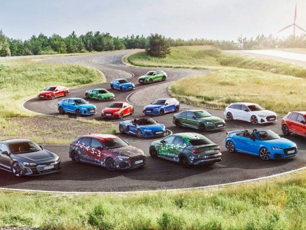 Audi RS3 เจเนอเรชันถัดไปรักษาเครื่องยนต์ห้าสูบ 400 แรงม้าบวกกับเครื่องยนต์