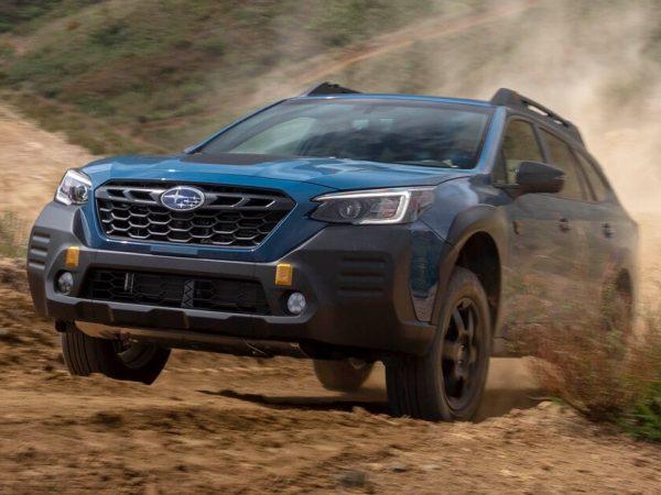 Subaru Outback Wilderness Edition รุ่นปี 2022 มาพร้อมบทลงโทษ MPG