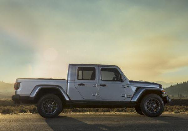 2021 Jeep Gladiator: รถยนต์ดีเซลที่ดีที่สุดของปี 2021