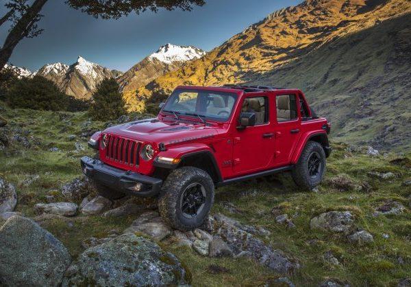 2021 Jeep Wrangler: รถยนต์ดีเซลที่ดีที่สุดของปี 2021