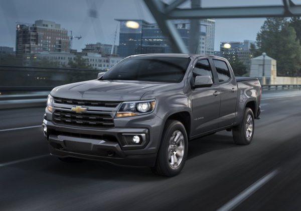 2021 Chevrolet Colorado: รถยนต์ดีเซลที่ดีที่สุดของปี 2021