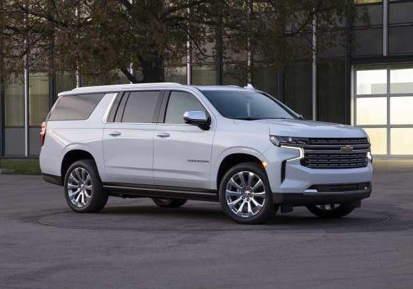 2021 Chevrolet Suburban: รถยนต์ดีเซลที่ดีที่สุดของปี 2021