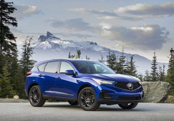 2020 Acura RDX :รถยนต์ที่มีไฟหน้าดีที่สุดสำหรับปี 2021