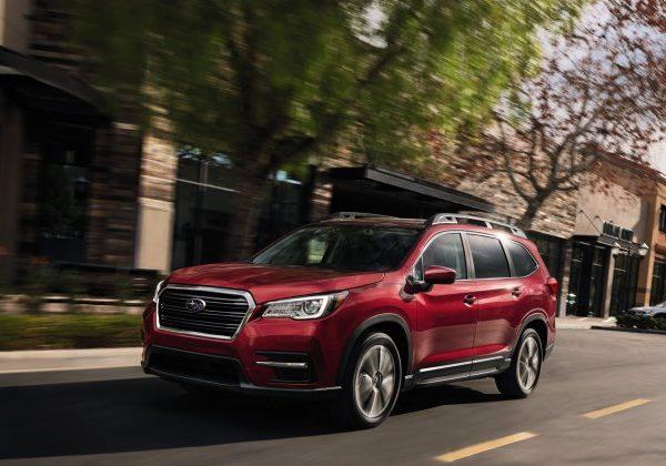 2021 Subaru Ascent :รถยนต์ที่มีไฟหน้าดีที่สุดสำหรับปี 2021