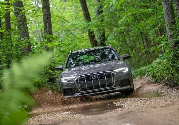 2020 Audi A6 Allroad :รถยนต์ที่มีไฟหน้าดีที่สุดสำหรับปี 2021
