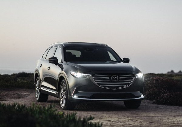 2020 Mazda CX-9 :รถยนต์ที่มีไฟหน้าดีที่สุดสำหรับปี 2021