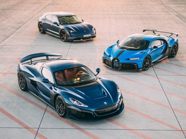 Rimac ผู้ผลิตไฮเปอร์คาร์จากโครเอเชีย ถือหุ้นใหญ่ใน Bugatti