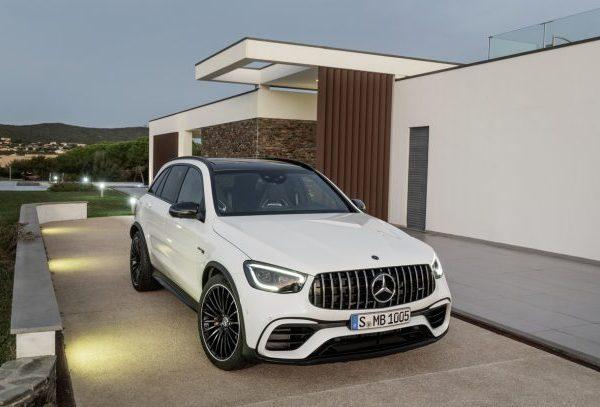 2022 Mercedes-Benz AMG GLC 63S: พร้อมที่จะร็อค