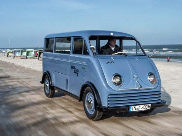 DKW Schnellaster Elektro-Wagon ที่คลุมเครือมาก