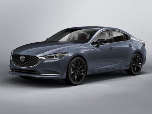 Mazda6 ออกจากโลกของเราในปี 2022 CX-3 ตามมา