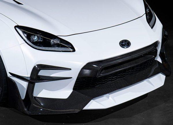 Toyota เปิดตัว GR 86 Concepts ที่ได้รับการดัดแปลงอย่างหนัก