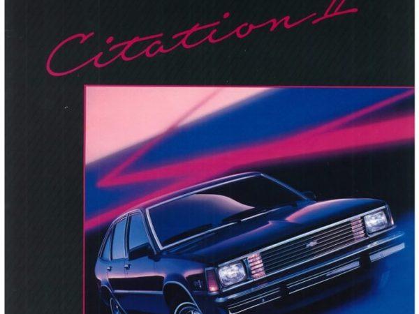 The Chevrolet Citation Story ตอนที่ 2